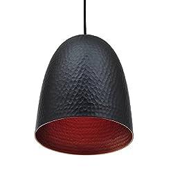 Imli Street Black Pendant Lamp