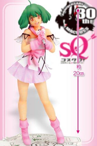 マクロス30thアニバーサリー SQフィギュア ランカ・リー コスクロ! 全1種