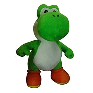 Super Mario - Yoshi Plush from Mario