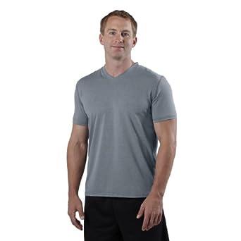 Buy Mens Road Runner Sports Back To Basic V-Neck by Road Runner Sports