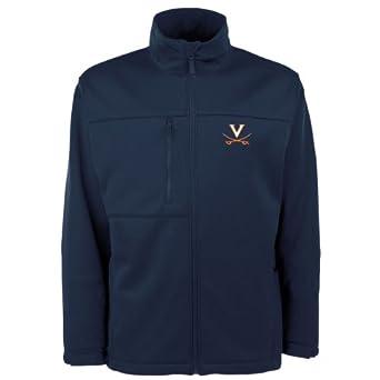 NCAA Virginia Cavaliers Traverse Jacket Mens by Antigua