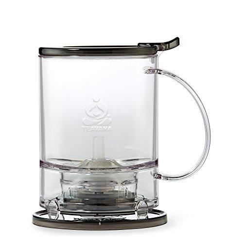 Black Teavana Perfectea Maker: 16oz (Perfect Tea Maker Glass compare prices)