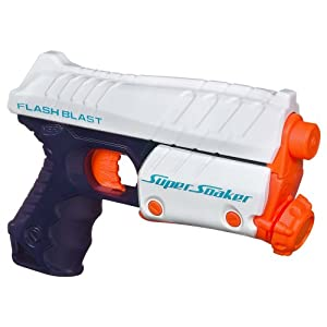 Nerf Super Soaker Flash Blast Water Blaster