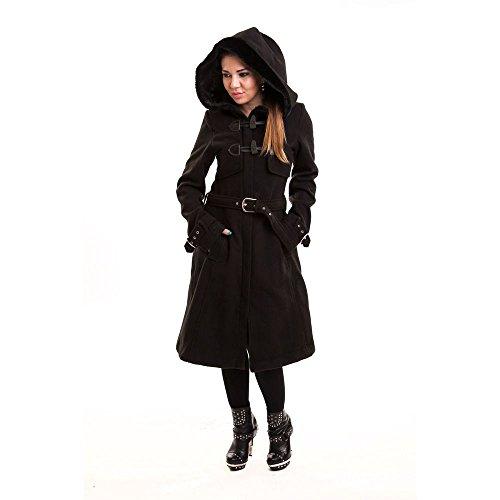 Vixxsin -  Cappotto  - Donna nero small
