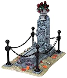 Lemax 83670 SPOOKY CRYPT Spooky Town Accessory Halloween Decor Spookeytown