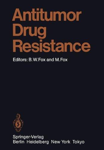 Antitumor Drug Resistance (Handbook Of Experimental Pharmacology)