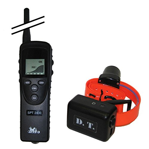 DT Systems 1 Dog SPT 2430 Stimulation Collar