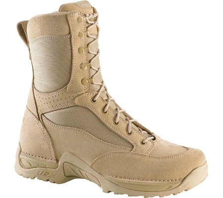 Men's Danner® 8  Desert TFX Rough Out Hot Military Boots