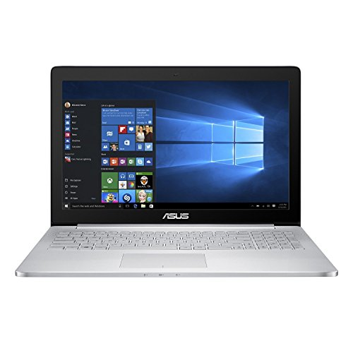 "ASUS Zenbook Pro UX501VW-DS71T 15.6"" 4K Touch Laptop"