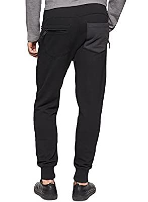 Calvin Klein Jeans Ergo Knit Lounge Sweat Pant XXL Black