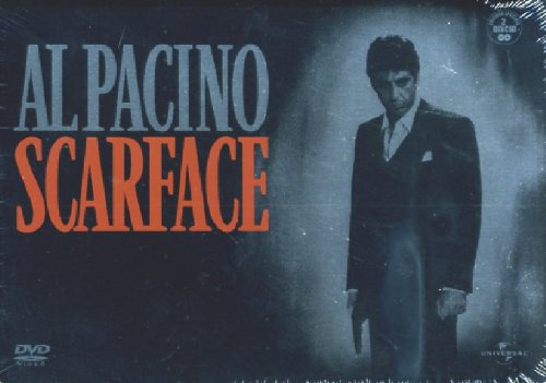 Scarface (1983) (Wide Pack Tin Box) (Limited) (2 Dvd)