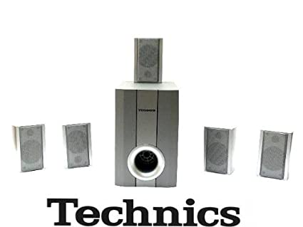 Technice 5.1 Channel Home