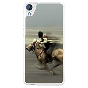 a AND b Designer Printed Mobile Back Cover / Back Case For HTC Desire 826 (HTC_826_3078)