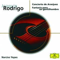Concierto de Aranjuez for Guitar and Orchestra - 3. Allegro gentile