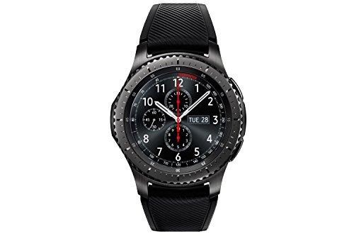 Samsung Gear S3 Frontier Smartwatch Stainless Steel