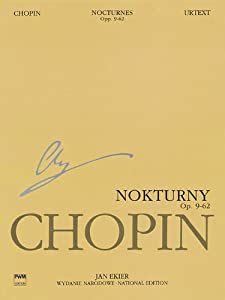Nocturnes, Piano Wn AV Vol.5 Urtext Chopin National Edition by Pwm