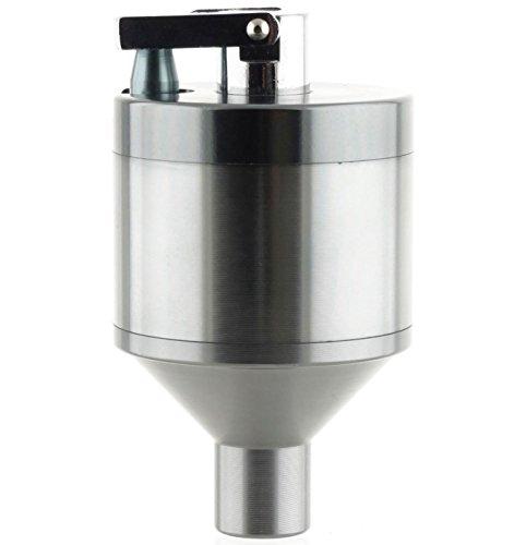 Hand Grinders For Metal ~ Powder spice grinder hand mill funnel large metal