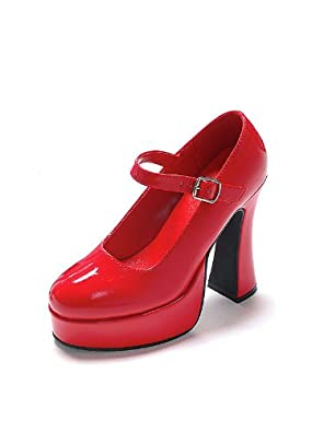 Ellie Shoes Womens Sexy Eden (Red) Adult Shoes Red Small