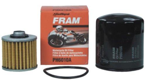 Fram PH6065B Chrome Oil Filter (2001 Sportster Oil Filter compare prices)