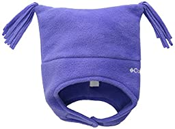 Columbia Baby Girls\' Pigtail Hat, Purple Lotus, One Size