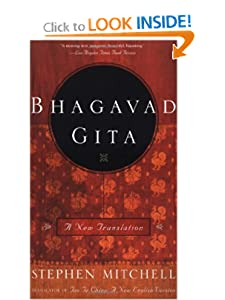 Bhagavad Gita: A New Translation [Paperback] — by Stephen Mitchell