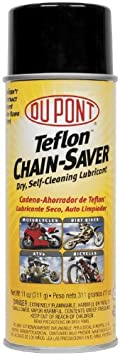 Finish Line CS0110101 DUPONT TEFLON CHNSVR 11OZ 6/CS