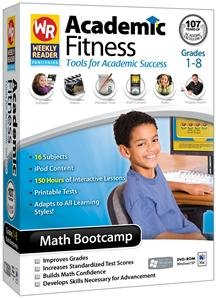Popular Fogware Publishing Academic Fitness Math Bootcamp Weekly Reader Includes Study Guide Sm Box