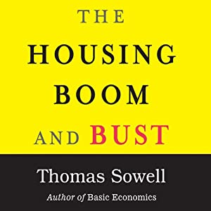 The Housing Boom and Bust Hörbuch