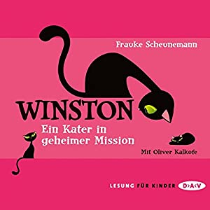 Ein Kater in geheimer Mission (Winston 1) Audiobook