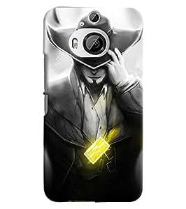 Citydreamz Back Cover For HTC Desire M9 PLUS