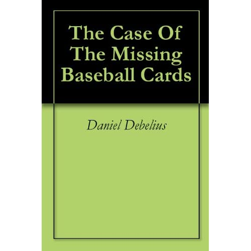 Image: The Case Of The Missing Baseball Cards: Daniel Debelius