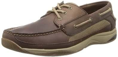 Sperry Top-Sider Men's ASV Billfish Boat Shoe,Dark Brown,8.5 M US