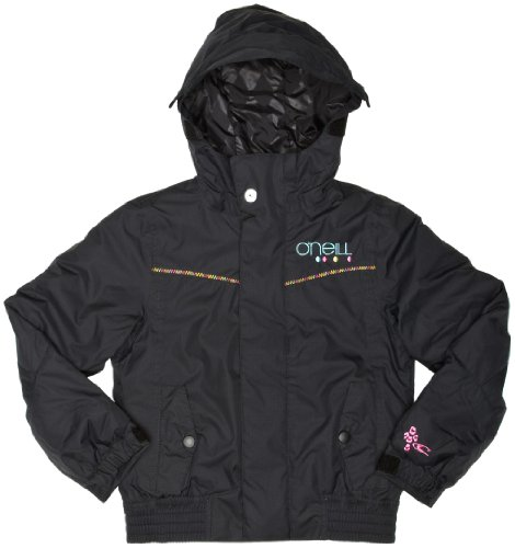 O'Neill Jewel Girls Jacket Black Out 6 years