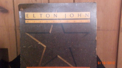 Elton John - Milestones - Zortam Music
