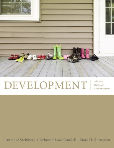 Development: Infancy Through Adolescence front-102921