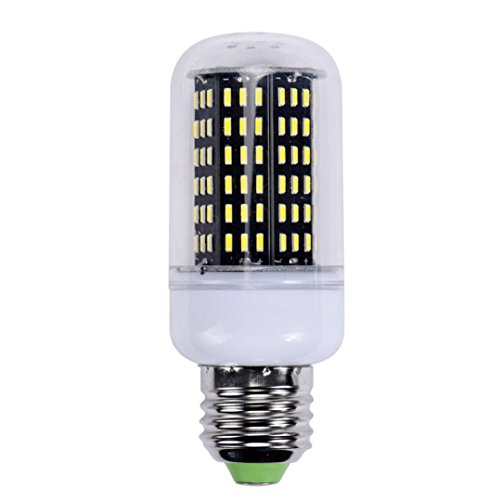Gotd E27 35watt 220V 138LED 4014 SMD Energy Saving Corn Light LED Bulb Lamp Pure White (35 Watt 18650 compare prices)