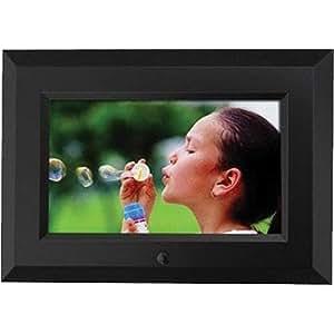 amazon com sungale cd705 7 inch digital picture frame