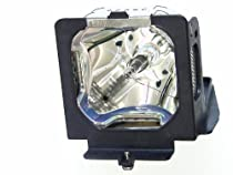 Sanyo PLC-700M Assembly Lamp with Projector Bulb Inside