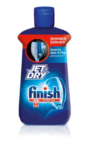 Finish Jet Dry Rinse Aid- 23Fl. Oz. Pack Of 6 front-586637