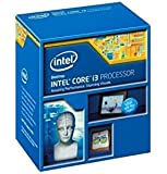 Intel Core i3 4130 Dual Core CPU Retail (Socket 1150, 3.4GHz, 3MB, 54W, Extended Memory 64 Technology, Execute Disable Bit)