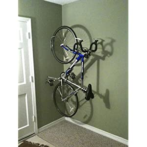 Click to buy Bicycle Storage Solutions: Wall Mounted Bike Rack from Amazon!