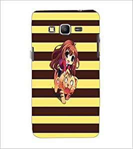 PrintDhaba Cartoon D-5618 Back Case Cover for SAMSUNG GALAXY GRAND PRIME (Multi-Coloured)