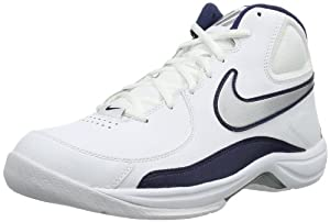 Nike The Overplay VII Basketball Shoes - 9.5 - White