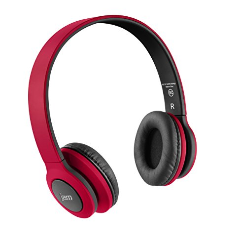 JAM HX HP420RD Transit Wireless Headphones