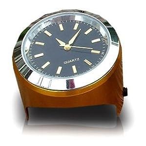 : 自転車 時計 - ゴールド: 腕時計