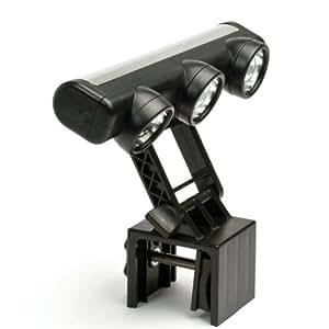 Steven Raichlen SR8074 3-Head LED Grill Light