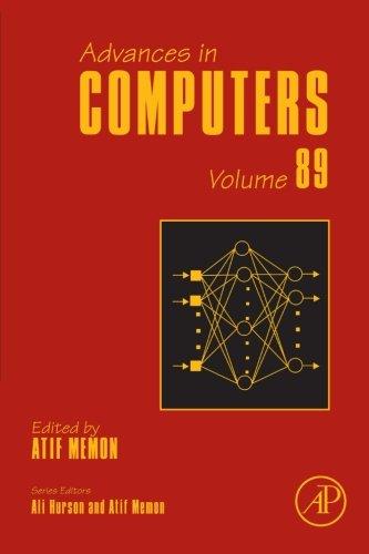 Advances in Computers: Volume 89