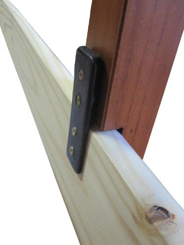 100 Solid Wood Safety Rail Guard By Palace Imports Java Color