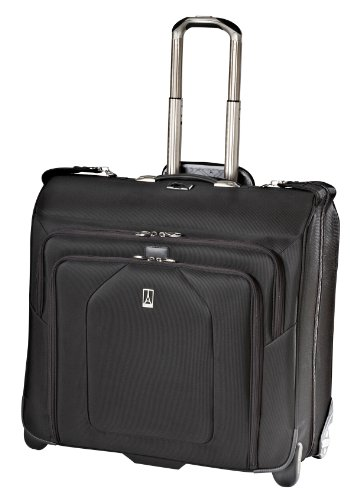 Travelpro Luggage Crew 9 50-Inch Rolling Garment Bag, Black, One Size B0089AXZLY