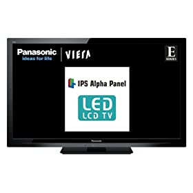 Panasonic VIERA TC-L32E3 32-Inch 1080p 60 Hz LED HDTV